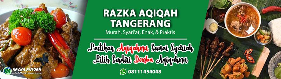 jasa aqiqah tangerang
