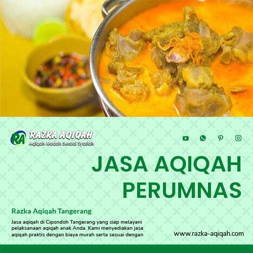jasa aqiqah perumnas tangerang